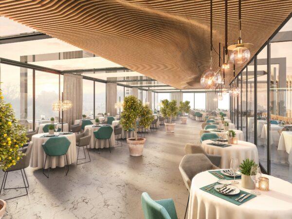 3214 Innen Abend Restaurant Stp01 11_Quellenhof Luxury Resort Lazise